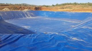 Bingöl Sulama Havuzu Taban Brandası