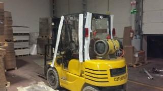 Forklift Kabin Brandası
