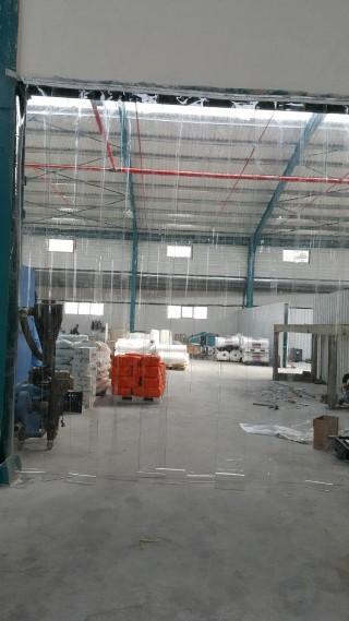 Fotoselli Fabrika Ara Bölme Kapısı